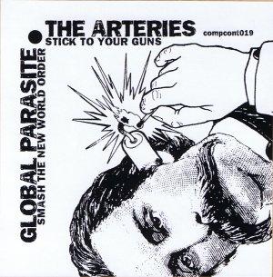 Global Parasite/The Arteries Split