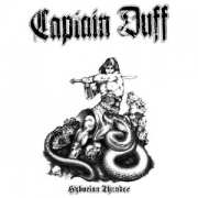 Captain Duff - Hyborian Thunder - Cover