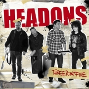 Headons - Three Point Five - Cover