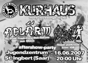 Flyer-Kurhaus