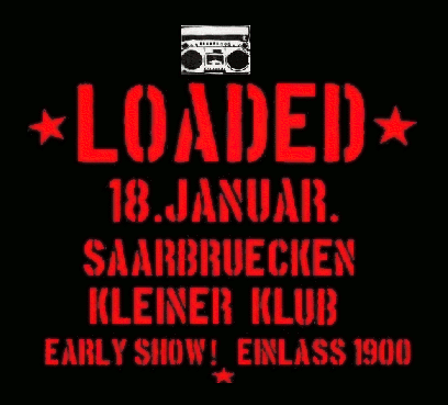 Loaded 18.01.2012 Saarbrücken